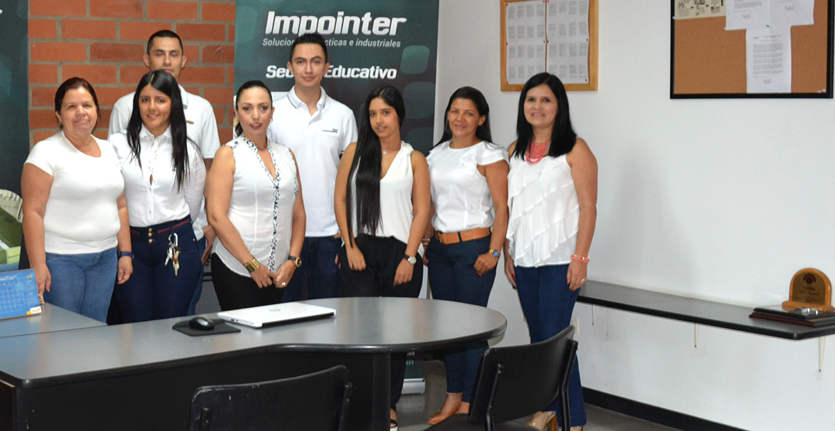 Contacto-impointer
